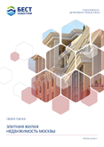 Аналитический обзор рынка. Элитная жилая недвижимость Москвы (Итоги 2015)